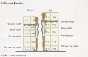 prewncja wypadkowa zus, ocena obciążeniea układu szkieletowo-mięsniowego